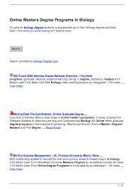 Online masters degree no thesis   reportz    web fc  com