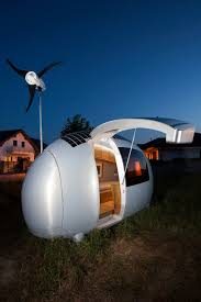 ecocapsule the solar and wind powered home available for ecocapsule