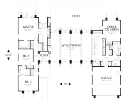 the hampton house plan 5173 4 bedrooms and 2 5 baths the house