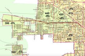 Grant Park Chicago Map by Jet Noise Means Lower Property Taxes For Homes In These