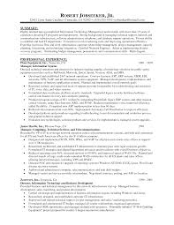 It Infrastructure Manager Resume Doc         design com   Professional Resume Template Services
