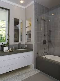 Bathroom Wall Shelving Ideas by Beautiful Small Space Bathroom Design Ideas With Square Marble