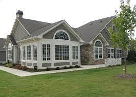 brick house trim with gray and white brick pinned by www modlar