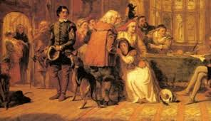 Before Salem  the First American Witch Hunt