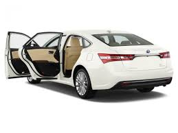 toyota ltd 2014 toyota avalon hybrid information and photos zombiedrive
