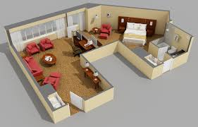 Single Bedroom Apartment Floor Plans by Apartment One Bedroom 1 Bedroom Apartment House Plans 1 Bedroom