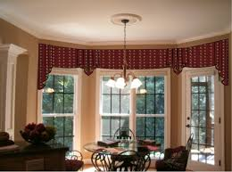 curtain trend babble window treatments for bay windows bay window