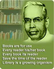 Dr. S R Ranganathan