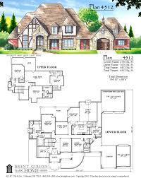 Carport Porte Cochere Plan 4512 U2013 English Tudor Brent Gibson