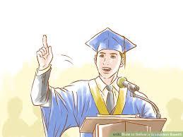 Trimble County High School Schoolsuae essay about high school essay about divorce essay on     Image titled Deliver a Graduation Speech Step