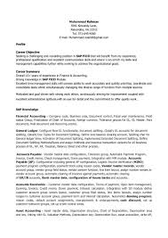 sample resume for accounts receivable sample sap resume resume cv cover letter with resume for sap sap fico sample resume microsoft excel purchase order template throughout resume for sap fico freshers