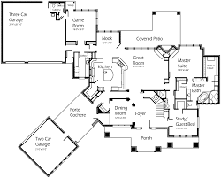 100 huge house floor plans best 25 french country house