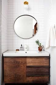 best 25 round bathroom mirror ideas on pinterest minimal