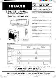 hitachi r 300aru3 pwh pmg service manual free download schematics