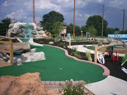 Backyard Golf Hole by Harris Miniature Golf Mini Golf Photo Gallery