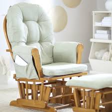 Rocking Recliner Nursery Classy Rocking Chair With Ottoman Joshua And Tammy