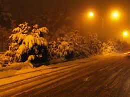 در توتیف زمستان