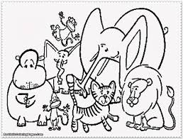 zoo animals colouring pages within zoo animals coloring pages
