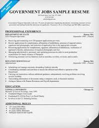 Sample Resumes For Professionals by Federal Job Resume Template Usa Jobs Resume Format Template