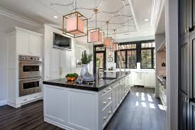 Kitchen Styles And Designs Tour This Classically Chic Chef U0027s Kitchen Hgtv U0027s Decorating