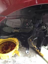 2000 s80 diy 4t65ev gt rebuild in car