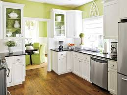 Kitchen Color Ideas With White Cabinets Kitchen Cabinets For Small Apartment Outofhome