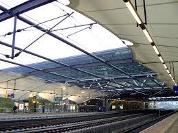 Leipzig/Halle Airport station
