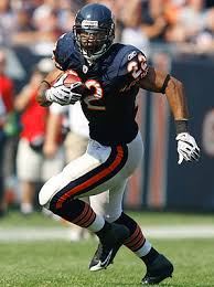 Bears RB Matt Forte had a solid 2010 and is looking to have another solid season when the NFL lockout is over.
