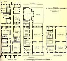 18th century german floor plans homes zone