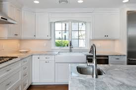 Elegant Kitchen Cabinets Bathroom White Kitchen Cabinets With Cooper Range Hoods And Super