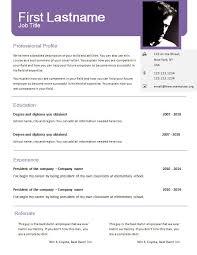 Resume Free Template Word Template Resume Free  Nankai co   free resume download templates Download com   CNET