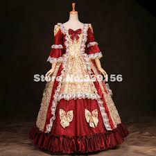 18th Century Halloween Costumes Buy Wholesale Marie Antoinette Halloween Costumes