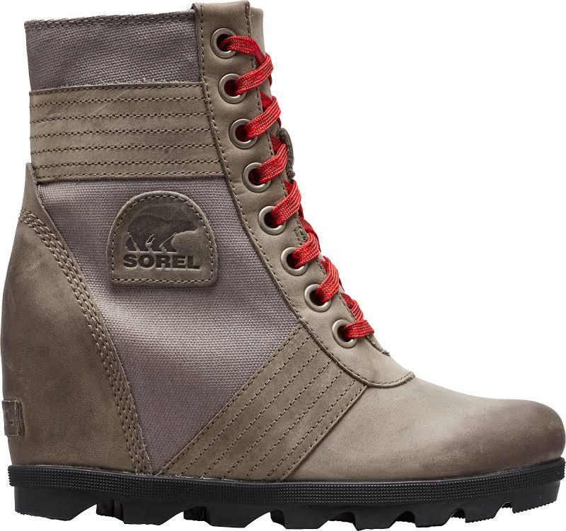 Sorel Lexie Wedge Boot Quarry