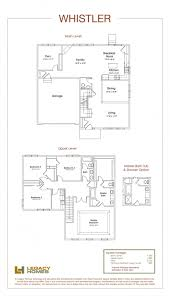 Home Builder Floor Plans by Whistler Floor Plan Legacy Homes Omaha And Lincoln Pertaining