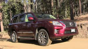 lexus lx test drive review 2014 lexus lx 570 best lexus of the year the fast