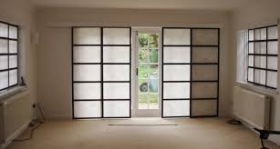 shutter room divider picture of sliding panel curtains all can download all guide and