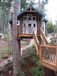 tree house building plans treehouse in the backyarddesignrulz 6