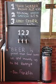 Beer Kegerator Best 25 Diy Kegerator Ideas On Pinterest Kegerators Beer