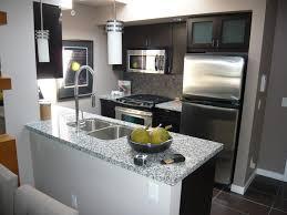 inspiration modern kitchen for small condo beautiful home interior