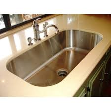 What Is The Best Kitchen Faucet 30 Inch Stainless Steel Undermount Single Bowl Kitchen Sink 18 Gauge