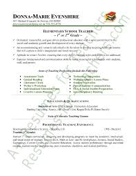 Curriculum Vitae Examples For Teachers Special Education Teacher Resume  Examples      Free Special Education Teacher Resume
