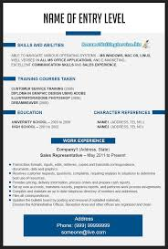 Sample Resume Format Usa by Best 25 Good Resume Format Ideas On Pinterest Good Resume