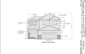 the winchester 1918 sq ft two storey shergill homes