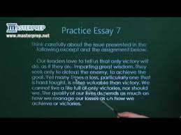 act essay example   Dow ipnodns ru