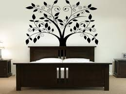 Wall Art Ideas For Bathroom by Bedroom Tree Wall Decals Design On Bedroom Sfdark