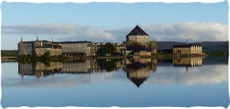 Sanctuary of St Patrick  Lough Derg  Place of Pilgrimage