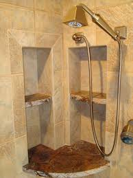 Walk In Shower Ideas For Small Bathrooms Tile Designs For Showers Tile Shower Designs Small Bathroom Photo