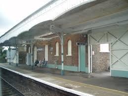 Emsworth railway station