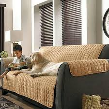Sofa Slipcovers India by Amazon Com 2pc Beige Soft Micro Suede Couch Sofa And Loveseat Pet