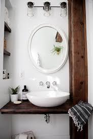 corner pedestal bathroom sink kohler wallpapered design idea focus